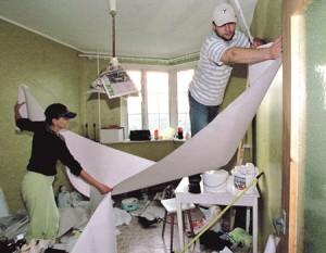 Ремонт в доме