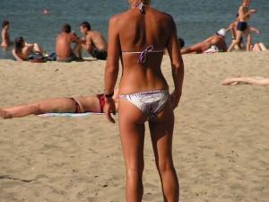 Идеальная фигура - пляж